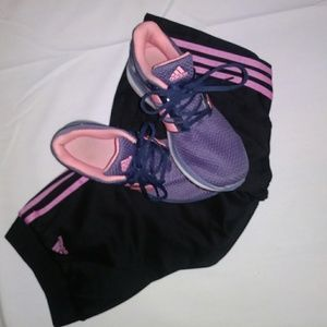 Lot-ENERGY CLOUD V Adidas Pink purple size 8.5